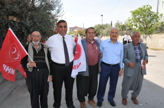 Tarsus'ta Beşinci, Mersin'de İlk Dönem Başlıyor