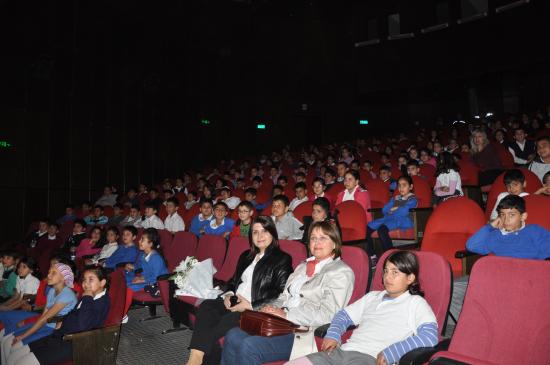 Tarsus'ta Öğrencilere Tiyatro
