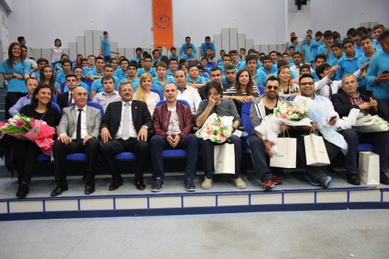 İstanbul'dan Geldiler MTOSB'yi Salladılar