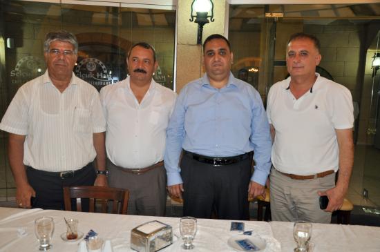 Tarsus'ta Özlenen Birlik Tablosu