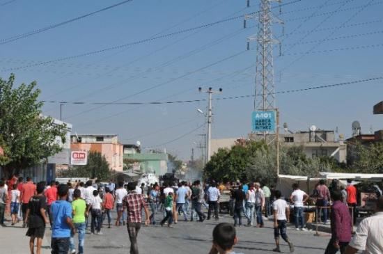 PKK Tarsus'un Göbeğinde