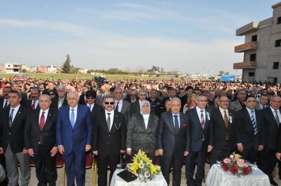 Tarsus Cem ve Kültür Evi Açılışı