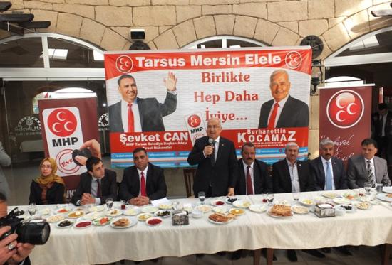 Tarsus MHP Belediye Meclis Üyesi Aday Tanıtımı
