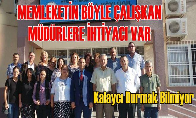 Mehmet Kalaycı Durmak Bilmiyor