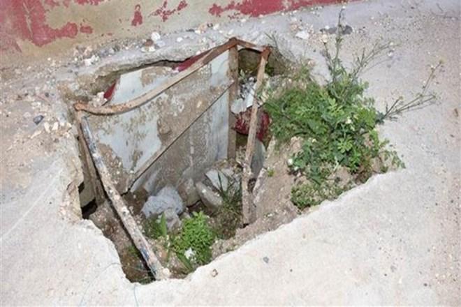 Tarsus'ta Gizemli Kazı Alanında Çökmeler
