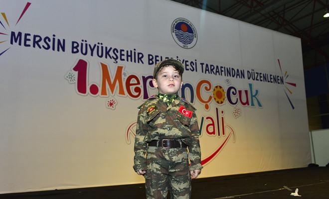2.Uluslararası Çocuk Festivali Başlıyor