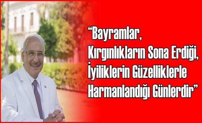 Başkan Kocamaz'dan Bayram Mesajı