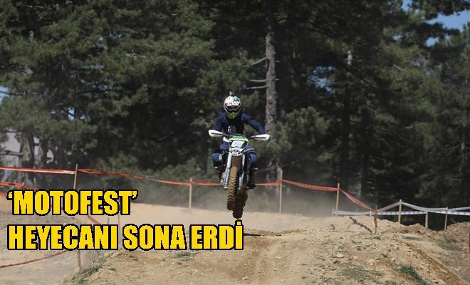 'Motofest' Heyecanı Sona Erdi