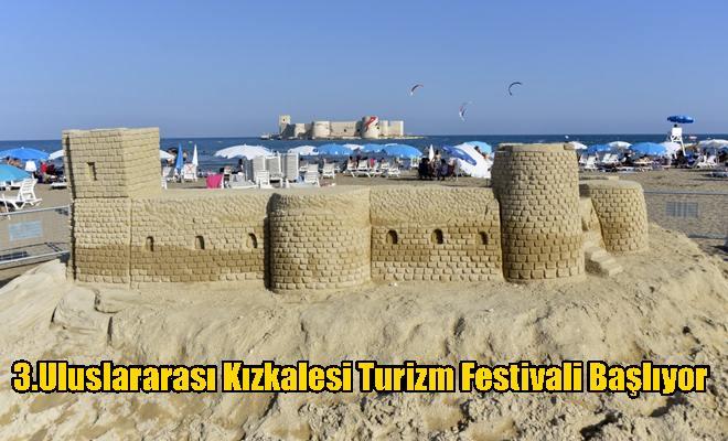 3.Uluslararası Kızkalesi Turizm Festivali Başlıyor
