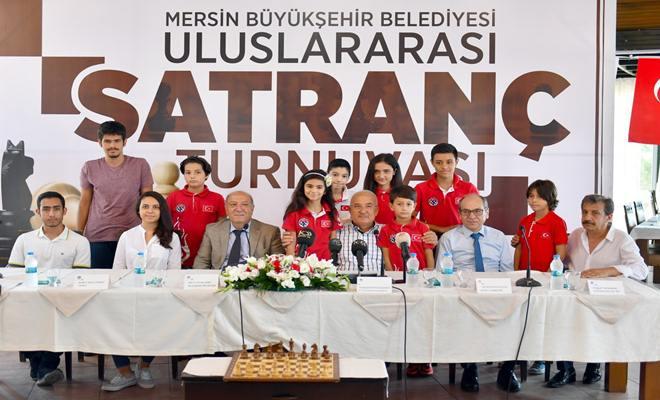Uluslararası Satranç Turnuvası Heyecanı Başlıyor