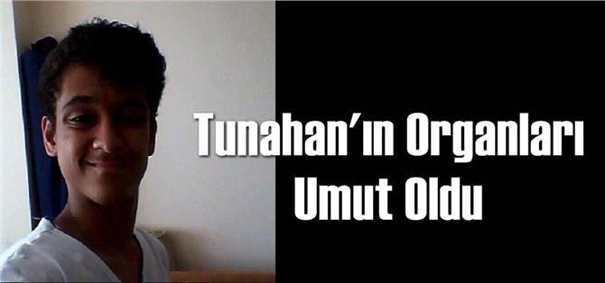 Tunahan'ın Organları Umut Oldu