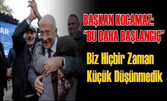 Mersin Cumhuriyet Tarihinde Görmediğini 4,5 Yılda Gördü