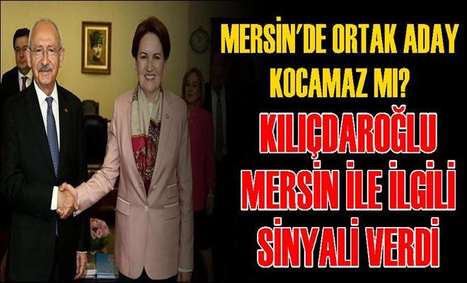 İYİ Parti ve CHP'nin Ortak Adayı Başkan Kocamaz mı?