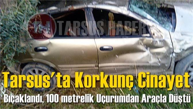 Tarsus'ta Cinayet 1 Ölü