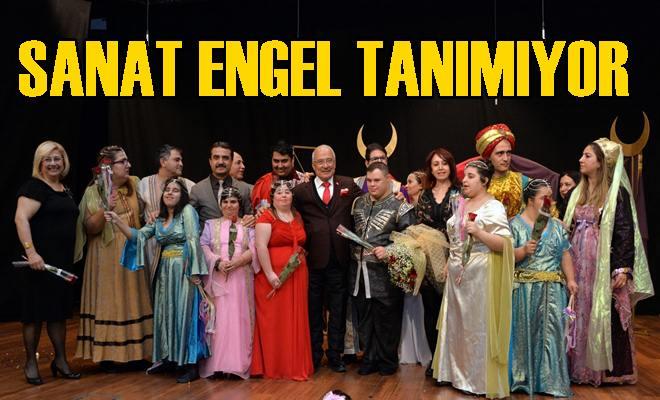 SANAT ENGEL TANIMIYOR