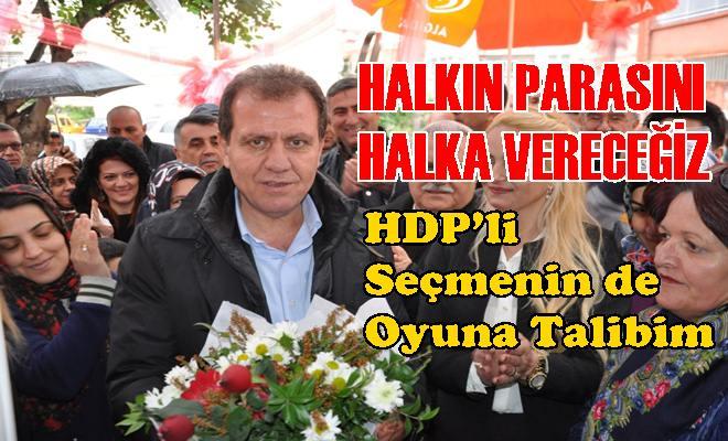 "CHP Büyükşehir  Adayı Vahap Seçer ""HDP'li Seçmenin de Oyuna Talibim"""