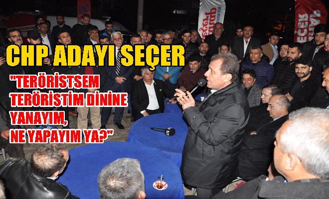 CHP'li Seçer'den Çarpıcı Açıklamalar