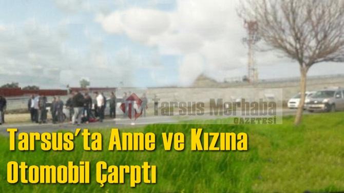 Tarsus'ta Feci Kaza 1 Ağır Yaralı