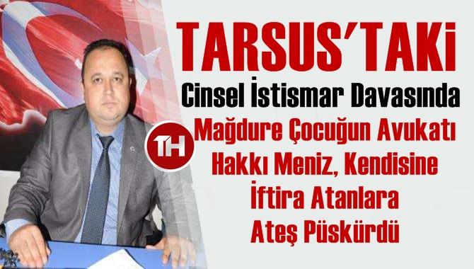 Tarsus'taki Cinsel İstismar Davası