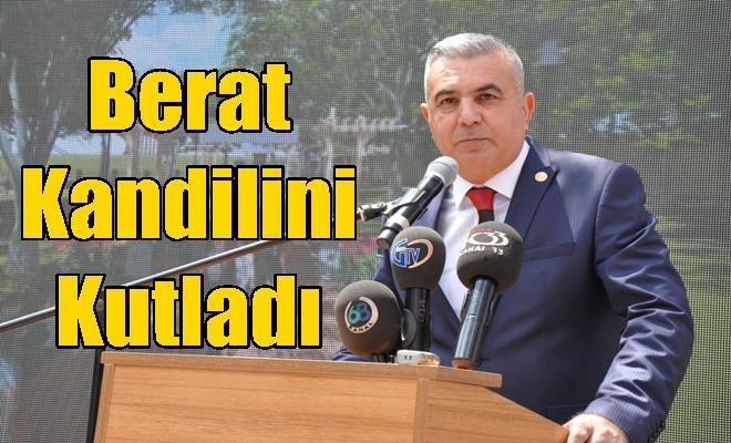 MHP Mersin Milletvekili Baki Şimşek Berat Kandilini Kutladı