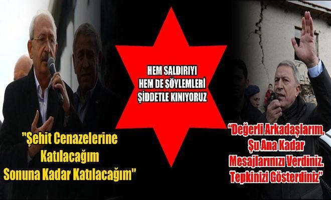 Bu Konuşmalar da Yakışmadı Hem Akar'a Hem Kılıçdaroğlu'na