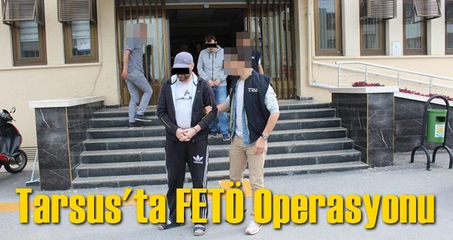 """Tarsus'ta """"Bylock"""" Kullanıcısı 4 Öğretmen Yakalandı"""