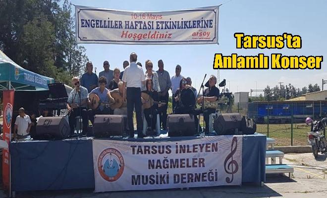 Tarsus'ta Anlamlı Konser