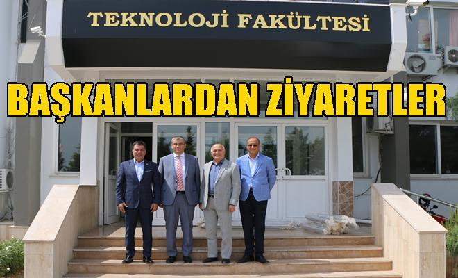 Başkanlardan Ziyaretler