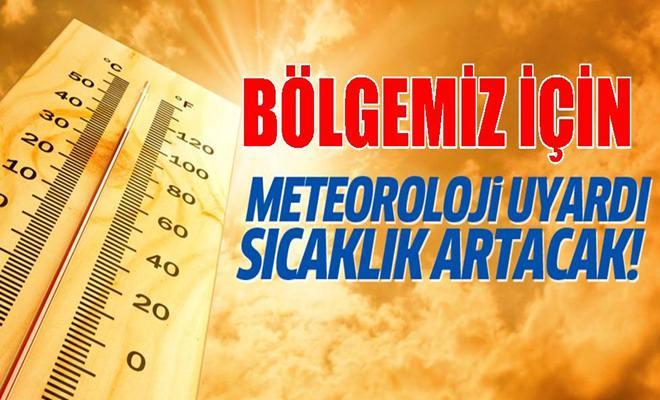 Mersin Meteoroloji Müdürlüğünden Önemli Uyarı!