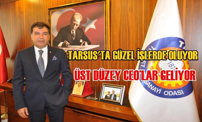 Tarsus'ta Güzel İşlerde Oluyor