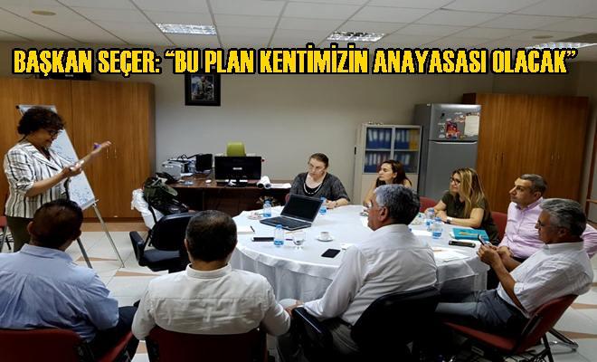 """Mersin Büyükşehir """"Kent Anayasası""""nı Şekillendiriyor"""