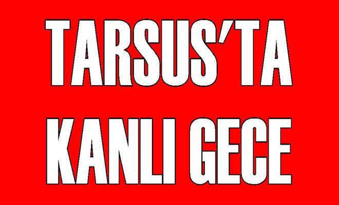 Tarsus'ta Kanlı Gece