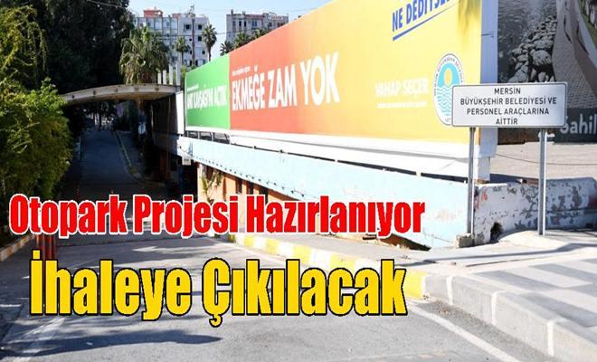 Otopark Projesi Hazırlanıyor, İhaleye Çıkılacak