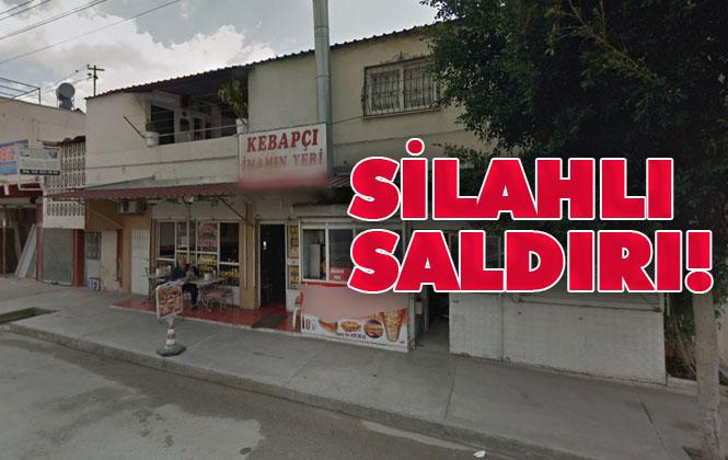 Girne Mahallesinde, Bir Dükkana Silahlı Saldırı Olayı Yaşandı
