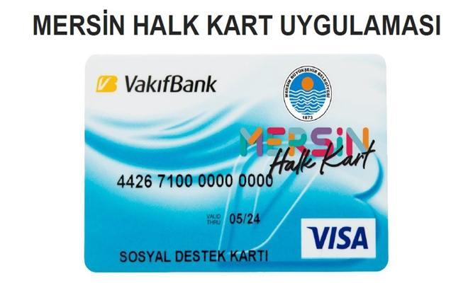 """Mersin Büyükşehir Belediyesi'nin """"Halk Kart"""" Projesi Tarsus'ta da Uygulanacak"""
