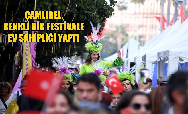 Çamlıbel, Sokak Festivali İle Şenlendi
