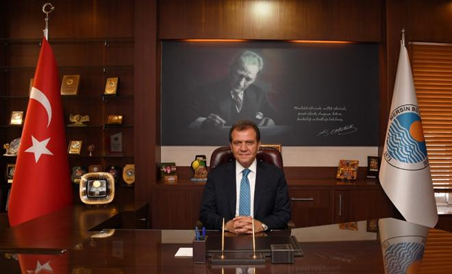 Başkan Seçer'den Cumhuriyet Bayramı Mesajı