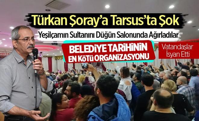 Tarsus'u Rezil Ettiler!