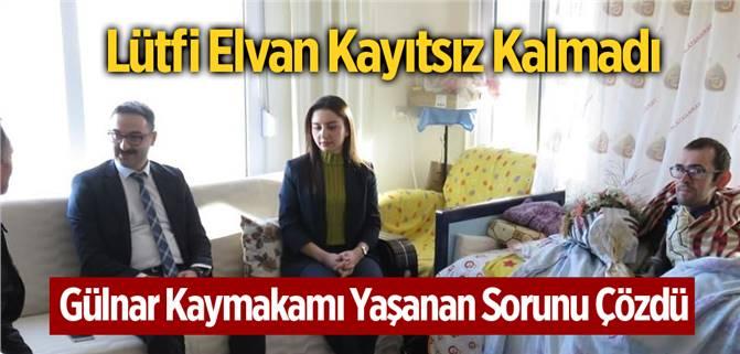 Lütfi Elvan, Harun Tınas'ın Yaşadığı Mağduriyeti Verdiği Talimatla Çözdü