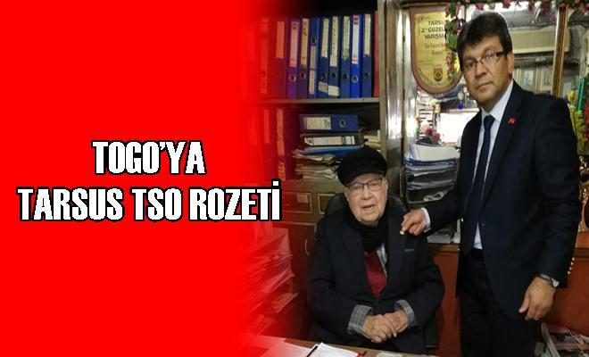 Togo'ya Tarsus TSO Rozeti