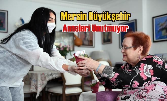 Mersin Büyükşehir, Anneleri Unutmuyor