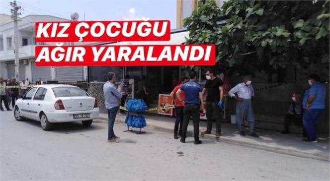 Tarsus Şahin Mahallesindeki Bir Markette Ateşli Silahla Yaralanma Olayı: Kız Çocuğu Başından Ağır Yaralandı