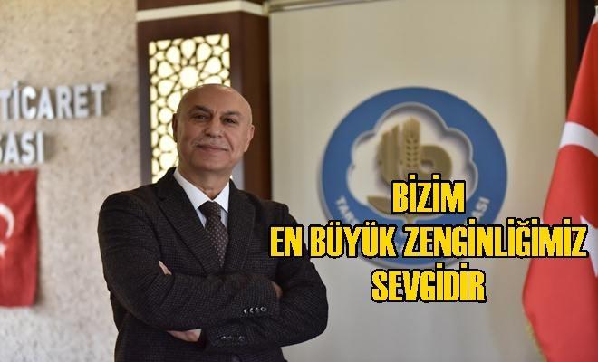 Borsa Başkanı Kaya'dan Bayram Mesajı