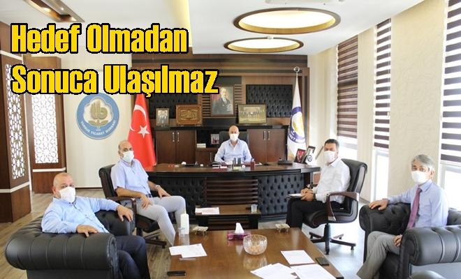 """Borsa Başkanı Murat Kaya """"Hedef Olmadan Sonuca Ulaşılmaz"""""""