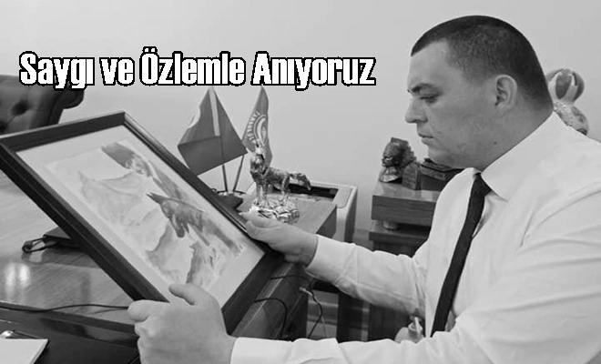 """Tarsus Ülkü Ocakları Başkanı Ziya Körüklü """"Atatürk'ü Saygı ve Özlemle Anıyoruz"""""""