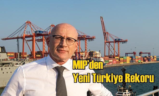 MIP'den Yeni Türkiye Rekoru