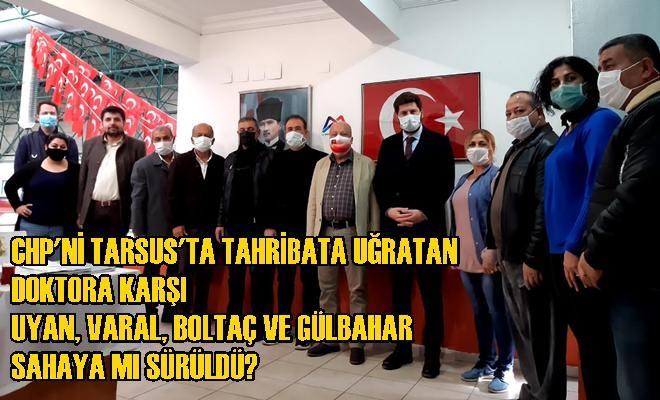 Vahap Seçer Tarsus'ta Jokerlerini Sahaya mı Sürdü?