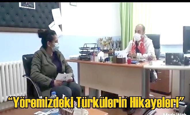 """""""Yöremizdeki Türkülerin Hikayeleri"""""""