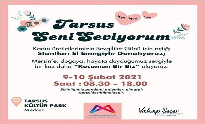 Üreten Kadınlar, 14 Şubat İçin Stantları El Emeğiyle Donatacak