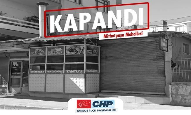 """CHP İlçe Başkanı Varal: """"Halkı Yokluğa Mahkûm Eden Rakamlarla, İktidarın Rakamları Uyuşmuyor!"""